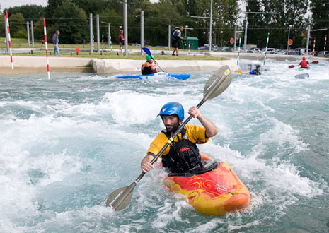 Lee Valley White Water Course